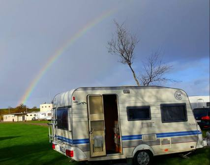 Rudi und Regenbogen